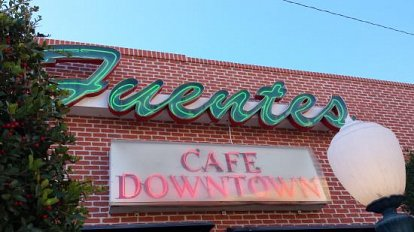 Fuentes Café Downtown