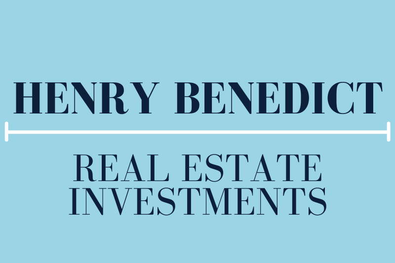 Henry Benedict Real Estate Investments