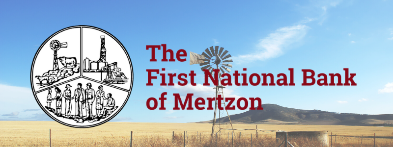First National Bank of Mertzon