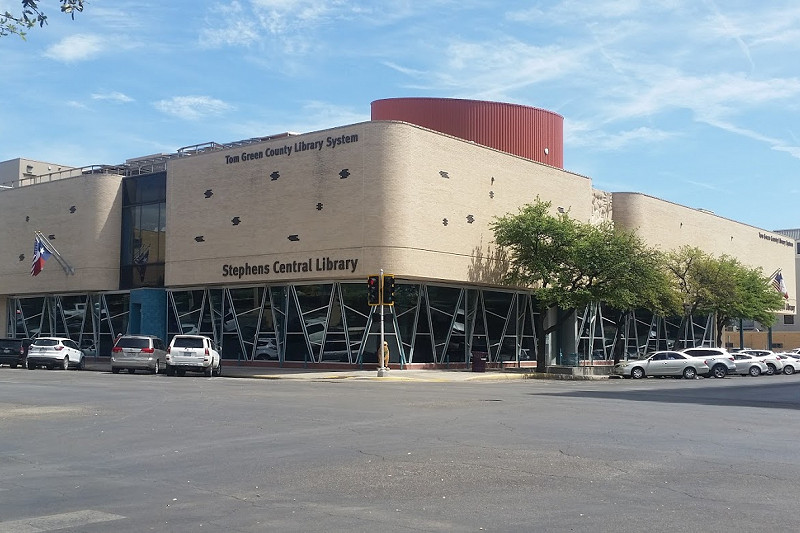 Stephens Central Library