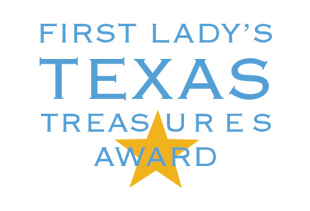 First Lady's Texas Treasures Award