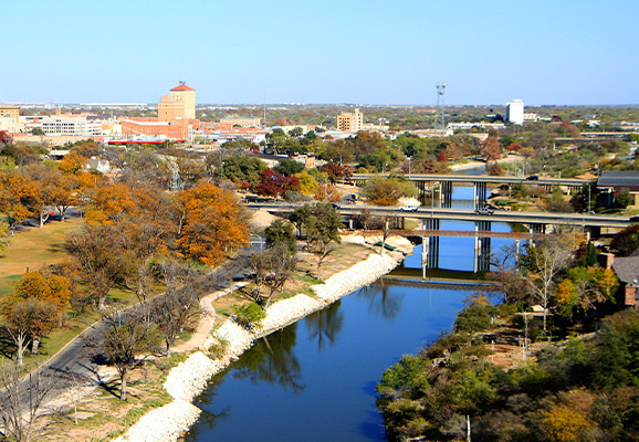 San Angelo River Walk